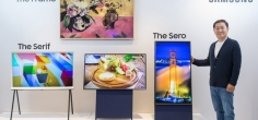 Samsung najavio vertikalni TV - The Sero