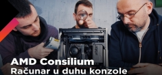 AMD Consilium - računar u duhu konzole (video)