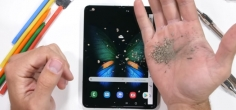 Prepravljeni Galaxy Fold na se našao na JerryRigEverything testu (video)