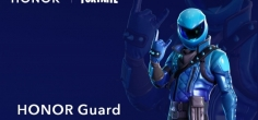Fortnite HONOR Guard skin dostupan za korisnike Honor View20 telefona