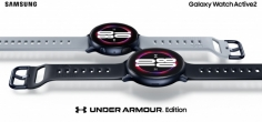 Predstavljen Samsung Galaxy Watch Active2 Under Armour Edition