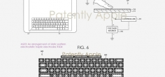 Apple patent ukazuje na on-screen tastaturu za iPad