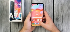 Otpakovali smo Samsung Galaxy A70 (video)