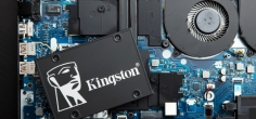Kingston predstavio novi KC600 SATA SSD