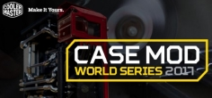 Cooler Master najavljuje Case Mod World Series 2017