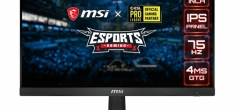 MSI Optix G241V je najnoviji e-sports monitor