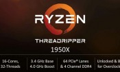 AMD Threadripper 1950X overklokovan do 5.2 GHz