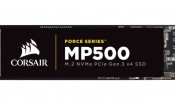Corsair objavio Force Series MP500 M.2 NVMe PCIe SSD