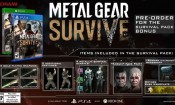 Poznat datum objave Metal Gear Survive igre za PC
