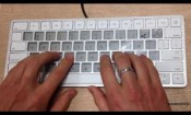U izradi je Apple Magic tastatura sa E-Ink displejem