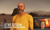 Star Citizen implementira FOIP tehnologiju detekcije pokreta lica (video)