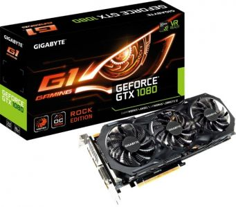 Gigabyte predstavlja GeForce GTX 1080 Rock Edition grafičku kartu