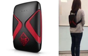 HP Omen X backpack PC stiže u junu