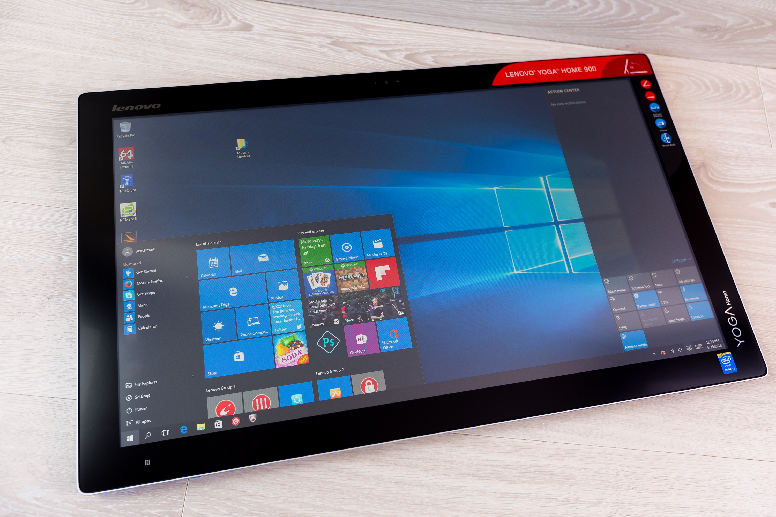 Test: Lenovo Yoga Home 900
